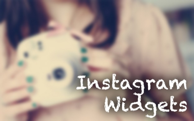 Instagram Widgets Overview