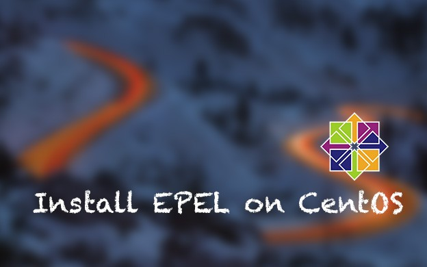 How to install EPEL on CentOS