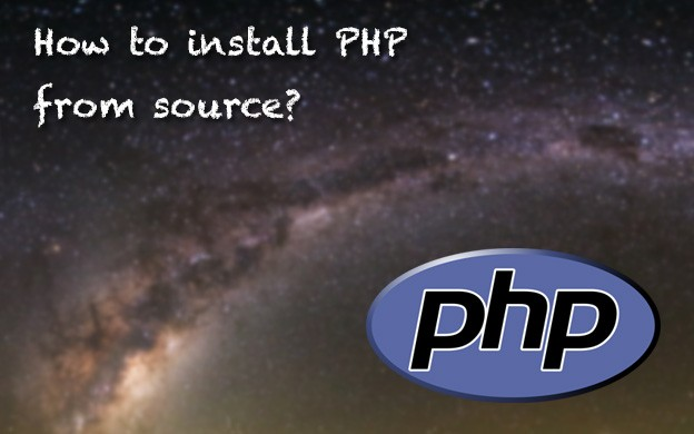 PHP – how to install from source on CentOS